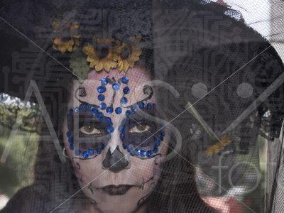 Catrina tradición Mexicana